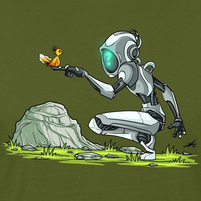 funny robot