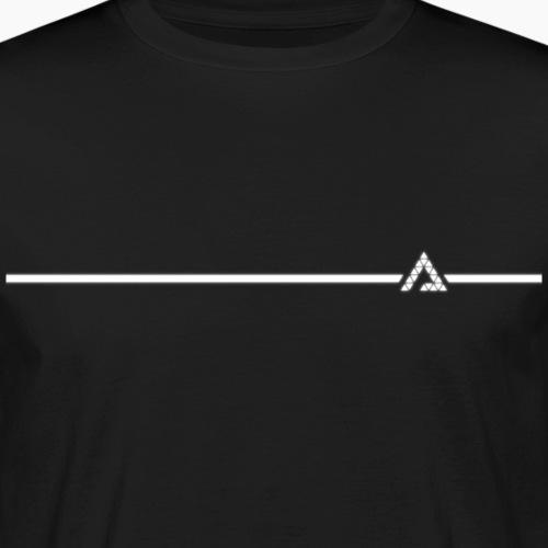 Deltamination Instagram Banner - Männer Bio-T-Shirt