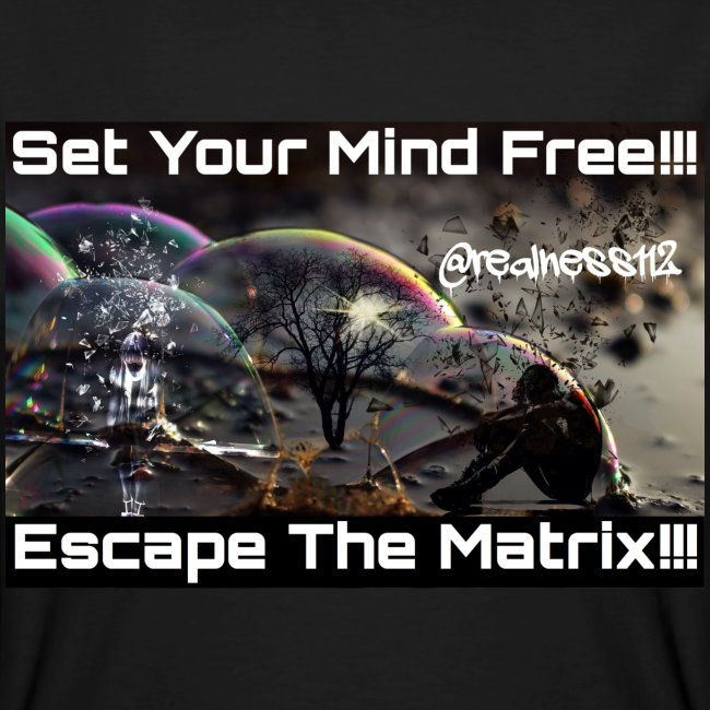 Escape The Matrix!! Truth T-Shirts!!! #Matrix