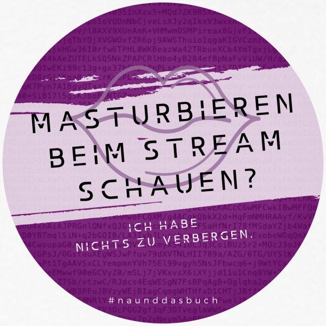 #naunddasbuch Stream