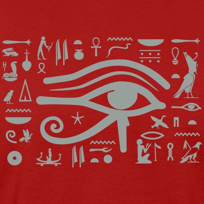 HORUS Hieroglyphen