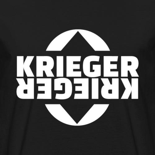 Krieger Spread - Männer Bio-T-Shirt