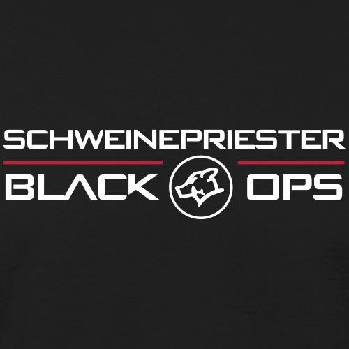 Black Ops - Männer Bio-T-Shirt