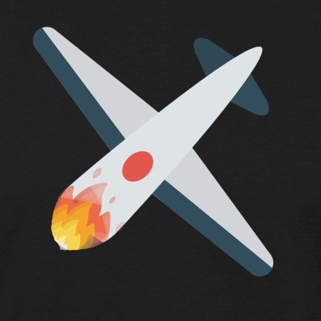 Falling Plane