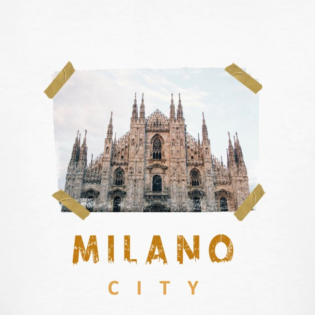 MILAN CITY T-SHIRT