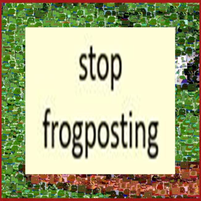 Frogposter