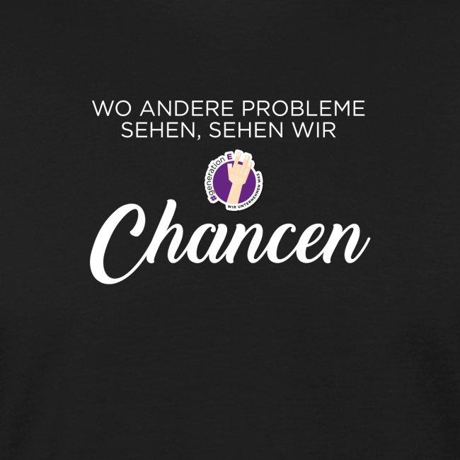 Probleme sind Chancen