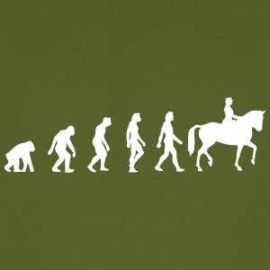 The Evolution Of Riding - Men's Organic T-shirt
