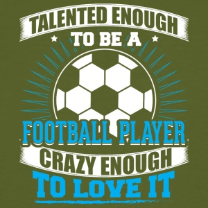 TALENTED football player - Men's Organic T-shirt