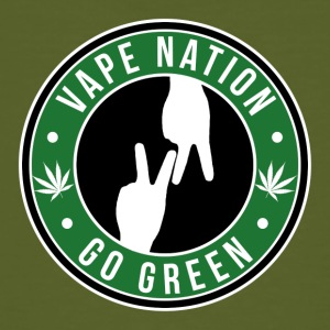 vape Nation - Men's Organic T-shirt