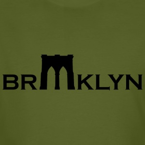 brooklyn bridge - T-shirt bio Homme