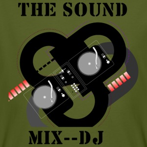 THE SOUND MIX - Men's Organic T-shirt