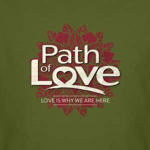 Path of Love - Men's Organic T-shirt