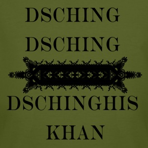 Genghis Khan - Men's Organic T-shirt