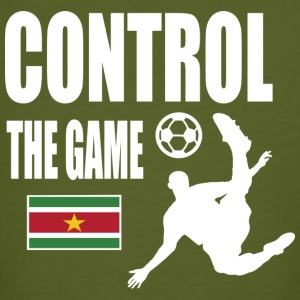 Control The Game - Men's Organic T-shirt