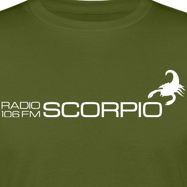 scorpio logo wit