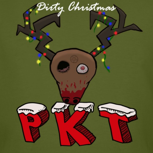 Dirty christmas - T-shirt bio Homme
