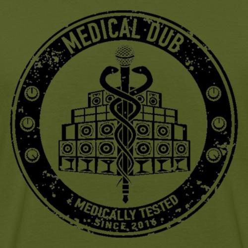 M.D BLACK - T-shirt bio Homme