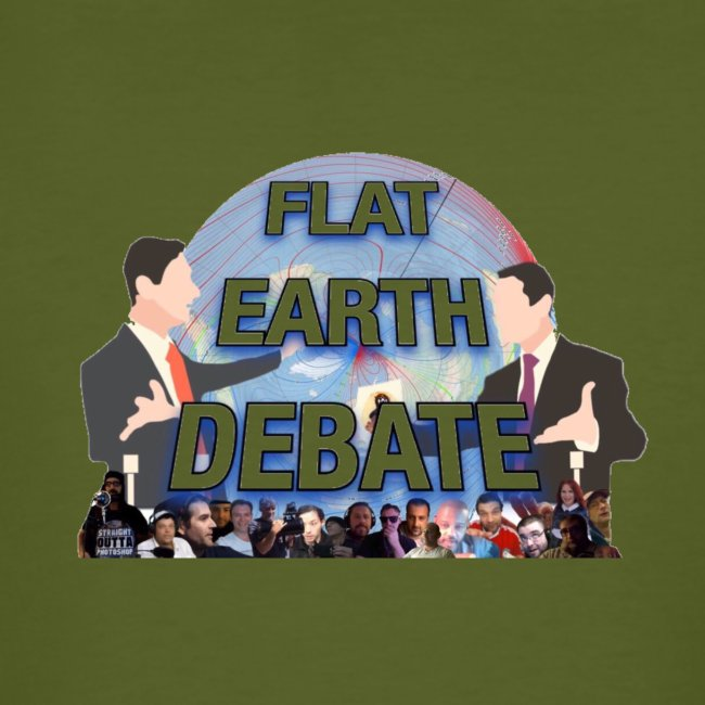 Flat Earth Debate Transparent