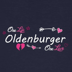 Oldenburg - Mannen Bio-T-shirt
