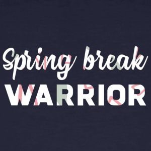Spring Break / Springbreak: Spring Break Warrior - Men's Organic T-shirt