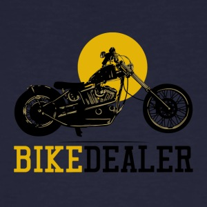 Bike Dealer · LogoArt - Men's Organic T-shirt