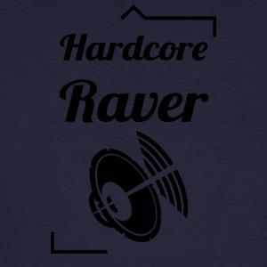 Hard Core Raver - Men's Organic T-shirt