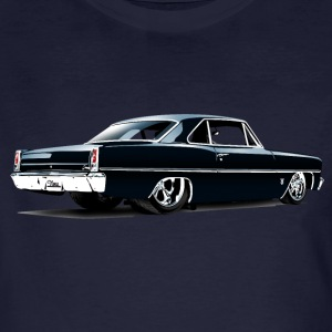 Chevy II Nova Super Sport Back - Men's Organic T-shirt