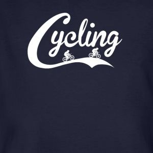 COLA CYCLING - Männer Bio-T-Shirt