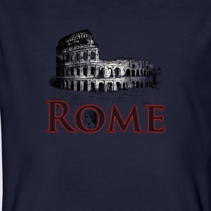 Rome italy holiday Colosseum caesar antique travel gif - Men's Organic T-shirt