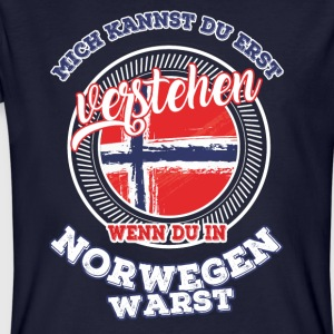 Understand - If you were in Norway - Men's Organic T-shirt