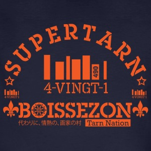 BOISSEZON SUPERTARN 490 01 - Men's Organic T-shirt