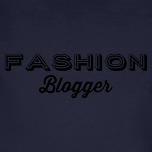 Fashion blogger from Germany - Men's Organic T-shirt