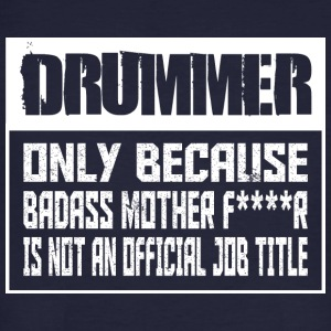 Awesome Drummer - Music - Men's Organic T-shirt
