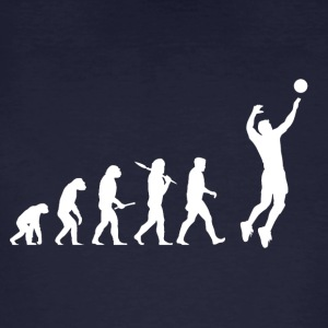 Evolution Volleyboll Man - Ekologisk T-shirt herr