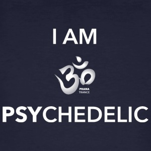 I AM PSYCHEDELIC - T-shirt bio Homme
