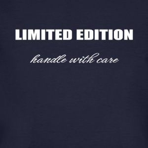 Limited edition - handle with care - Men's Organic T-shirt