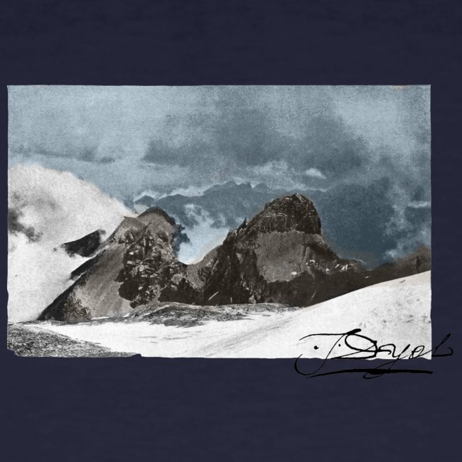 Mountains Colorized