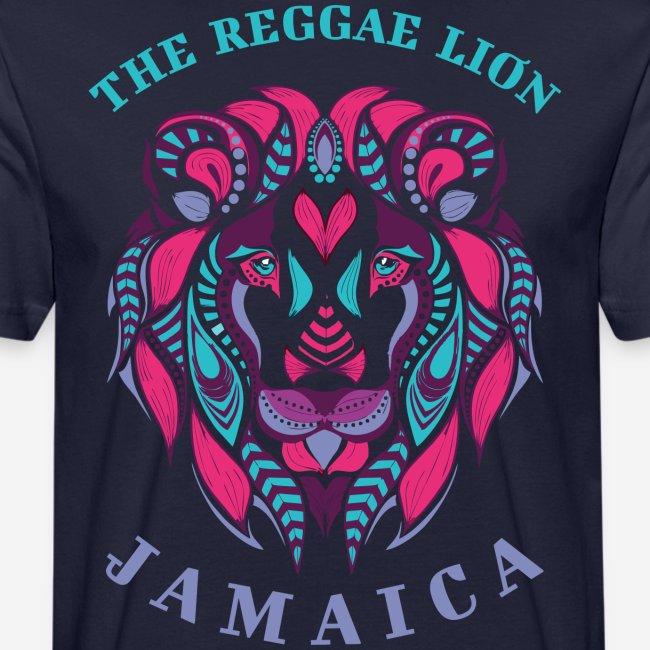 Reggae Löwe jamaica