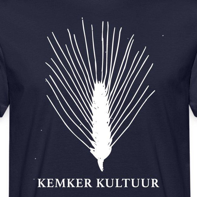 KEMKER KULTUUR - white print