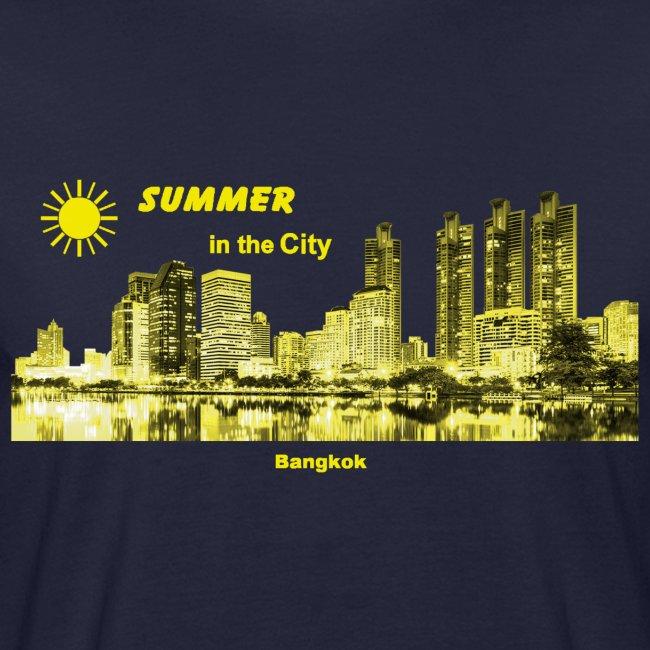 Bangkok Thailand City Summer