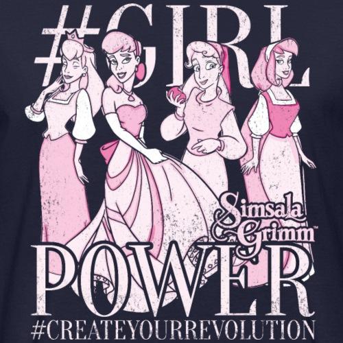 Simsala Grimm - Princess Goals - Men's Organic T-Shirt