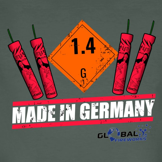 Global Fireworks 1.4G