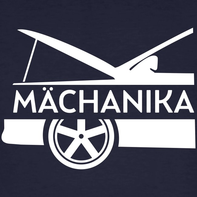 Mechanika - Männer Bio-T-Shirt