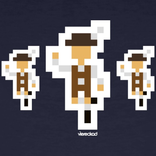 Schuahplattler - Männer Bio-T-Shirt