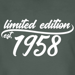 Limited Edition est 1958 - Men's Organic T-shirt
