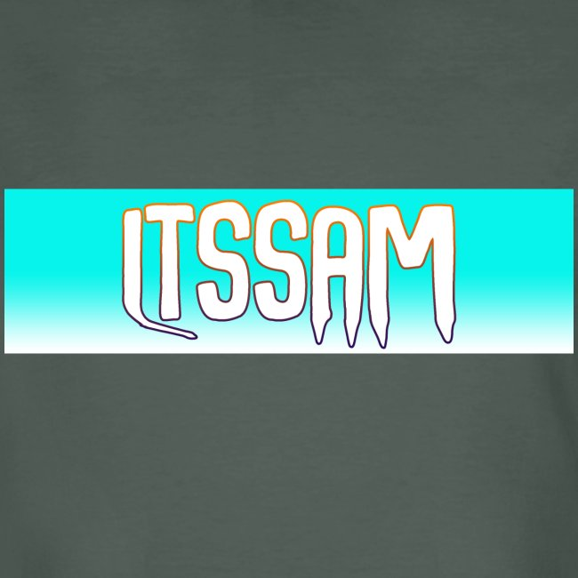 Classic ItsSam Box Logo Fade
