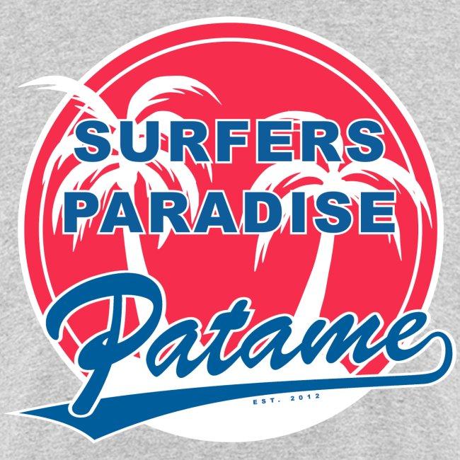 Patame Surfers Paradise RedWhite