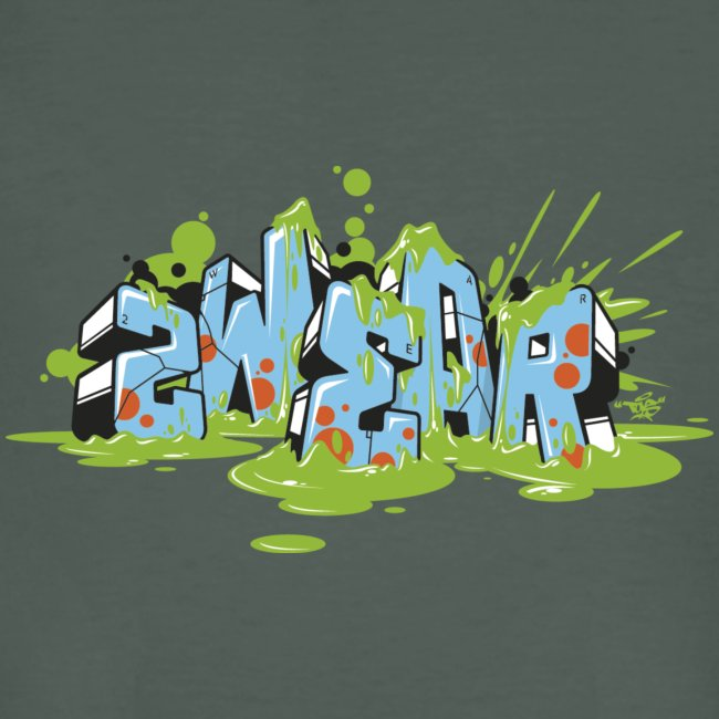 Graffiti Blocks - Limited Edition