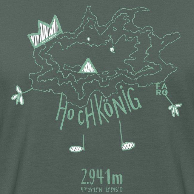 The Hochkoenig Monster
